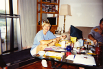 1995:  SOFA moved after getting married!